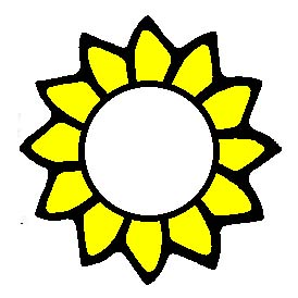 sunflower emblem